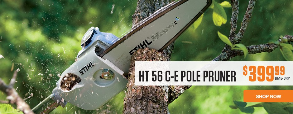 HT 56 C-E Pole Pruner